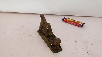 Lot of 1 Vintage Bench Plane Parts Only Marked Made in Sheffield