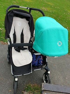 Bugaboo Off White Seat Liner Cheap