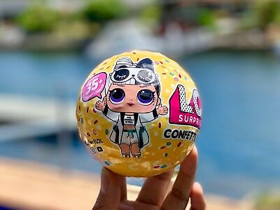 LOL Surprise! Confetti Pop Capsule Series 3 Wave 2 - Randomly Selected - 022