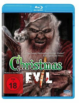 Christmas Evil - Blu Ray Disc !