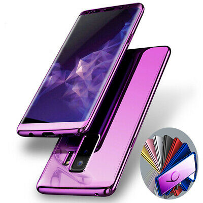 Hybrid Shockproof 360 Ultra thin Case Cover Skin For Samsung Galaxy S8/S9 Plus