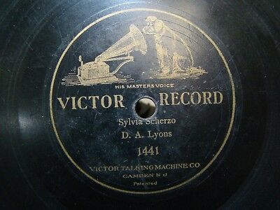 Victor 7 inch Disc Record #1441