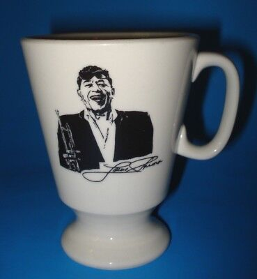 Shenango T-27 LOUIS PRIMA Jazz Trumpet New Orleans Swing Band COFFEE MUG TEA CUP