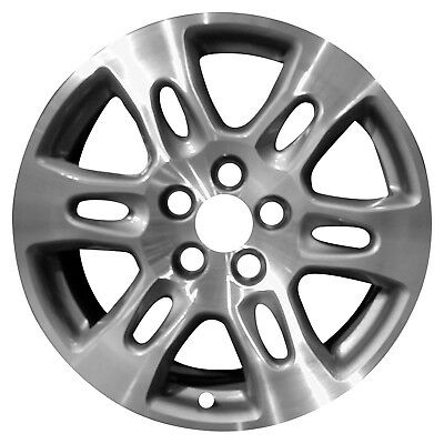 New 17 X 8 Alloy Replacement Wheel For Acura Tl 2007 2008 Rim