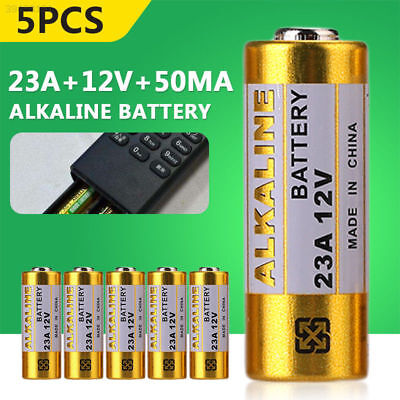 6137 5pcs/Set Doorbell Alarm Primary Battery Durable 23AE/23A/MN21/E23A/K23A G32