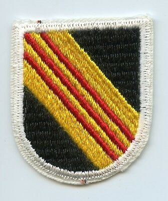 5th Special Forces Group Cut Edge Flash Patch