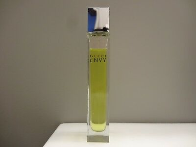 Gucci Envy for Women 1.7oz 50mL Vintage Rare Discontinued EDT Perfume