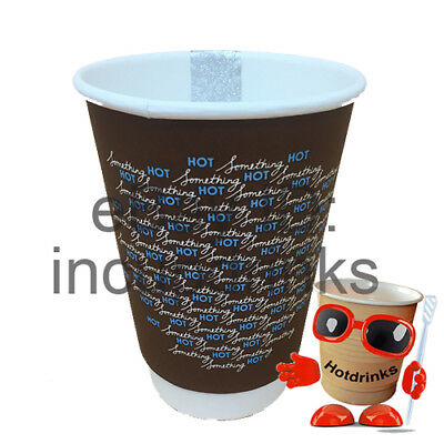 Latte 2Go In Cup, Incup Drinks 12oz, 340ml Foil Sealed - Box of 150 Cups [15x10]
