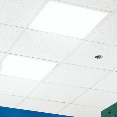 White Suspended Ceiling Tiles X8 Square edge 595x595mm 600x600 FAST DELIVERY