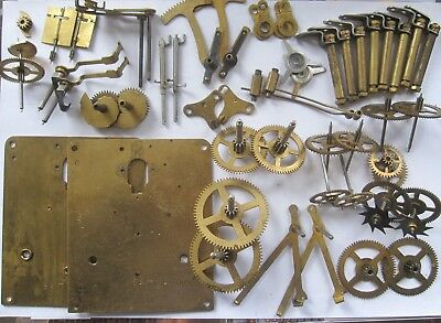 Clock parts for spare