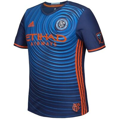New York City FC Lampard 8 Shirt Size L Adidas