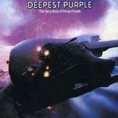 Deepest Purple - The Very Best Of Deep Purple -  CD E4VG The Cheap Fast Free