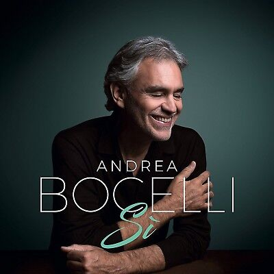 Andrea Bocelli - Si - New Sealed CD