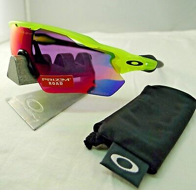 cd0ac0dc0b3f61 Oakley Radar Ev Path Matte Uranium With Prizm Road Sunglasses 9208-09 New