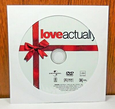 Love Actually - Disc Only (DVD) Full Frame
