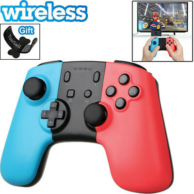Wireless Pro Controller Gamepad Joypad Remote For Nintendo Switch Console + Gift
