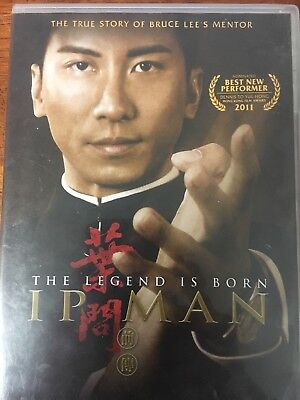 IP Man Legend is Born