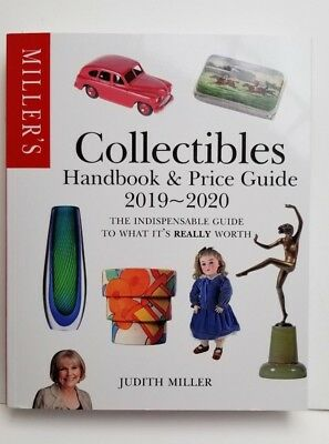 Miller's Collectibles Handbook & Price Guide 2019/2020 Judith Miller, preowned