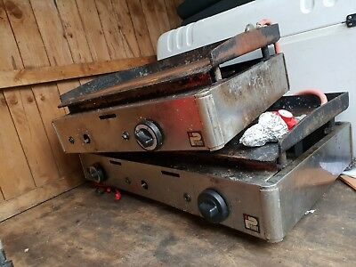 Parry LPG Gas Grill 2 Burner