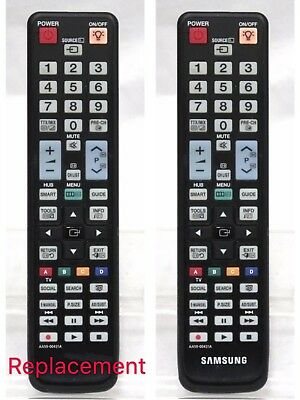 Remote Control AA59-00431A Replaced for Samsung TV sub AA59-00443A