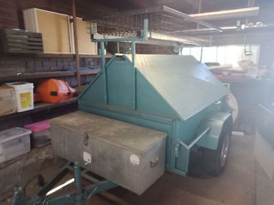 Tradies trailer for sale