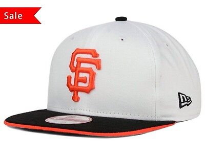 1b4248b043c San Francisco Giants Hat New Era MLB Under Snapper 9FIFTY Snapback Cap