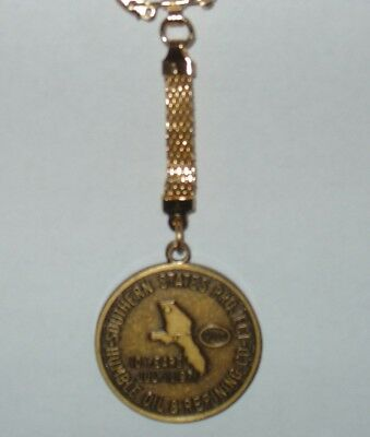 Enco Humble Oil Key Chain, Decade of Dedication, recognition of 10 years service