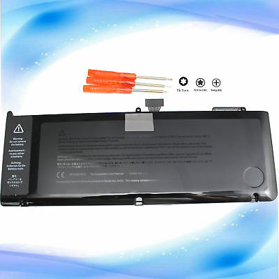 """73W Battery For Apple MacBook Pro 15"""" A1321 A1286 MC118 (mid-2009 2010 Version)"""