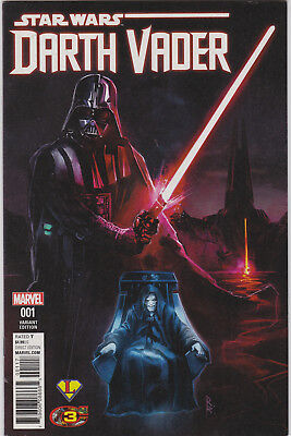 Star Wars  Darth Vader       # 001  Variant         2017       NM-