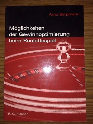 Roulette - Buch