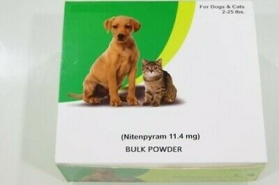 8 SMALL Flea Treatment Capsules Compare To Fastcaps Same Active Ingredient OTC