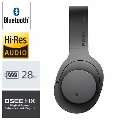 Sony h.ear on 2 Wireless Hi-Res Noise Cancelling Headphones WH-H900N (Grade A)