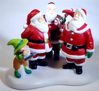 Department 56 Santa's In Training #4020209 North Pole Series New In Box