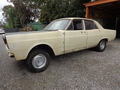 Ford Falcon Zd Rolling Shell Project Suit Za Zb Zc Xr Xt Xw Xy Drag