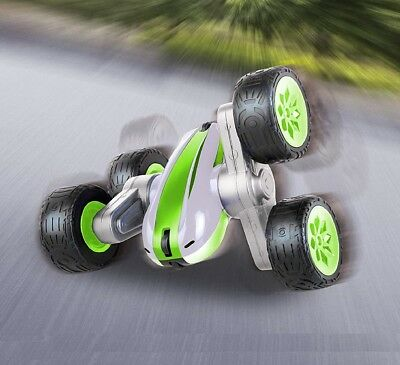 Car Remote Control 360 Rotating Off Road Electric Race Double Side Toys For Boys