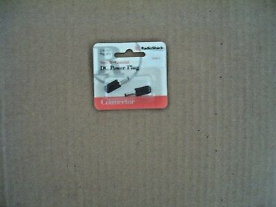 RadioShack 274-1571 Size H Coaxial DC Power Plug (Pkg of 2)