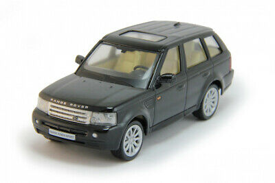 Land Rover Range Rover Sport L320 Black 2005 Year 1/43 Scale Collectible Model