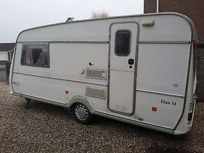 Caravan 2 Berth 14 ft Buccaneer