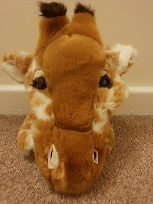 The Puppet Company Puppet Buddies Giraffe Excellent Condition