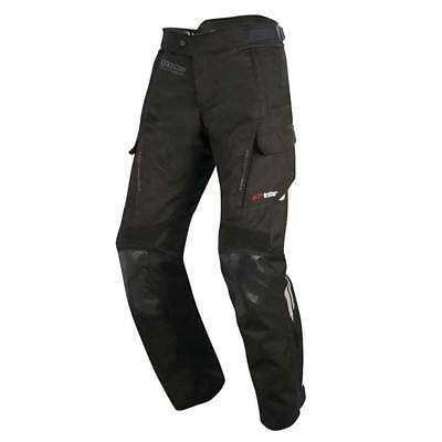 Alpinestars Andes V2 Drystar Textile Motorcycle Trousers Black