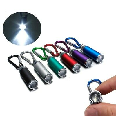 Clés Porte Led Mini Lampe Ultra Lumineux Portable Torche Camping srdChtoBQx