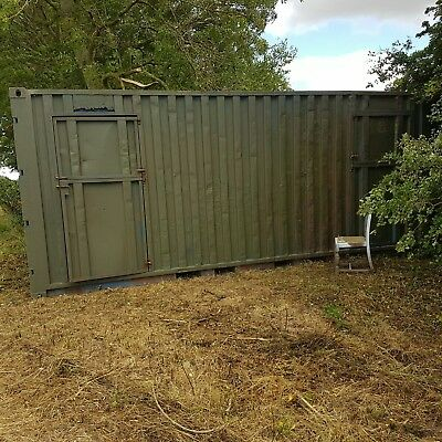 Storage container stable 20ft