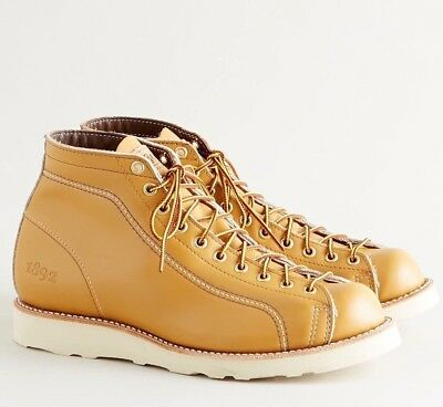 Thorogood 1892 Portage Limited Edition Mustard Roofer Boots 814-8623 Made In Usa