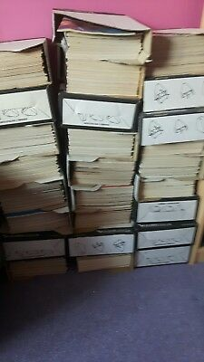 Job lot of 1500 New scientist magazines from 1988 to 2018