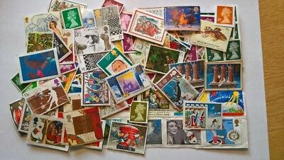 £20+ Face Value Unfranked Or Very Lightly Franked Low Value Stamps With Faults
