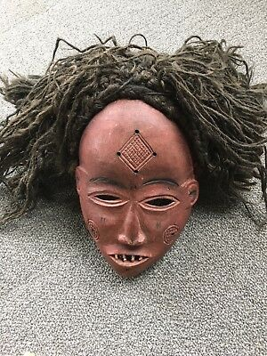 Old Tribal Mask