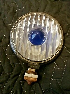 Vintage Nearlite Notek Blue Spot Lamp Great Used Condition & Working Order