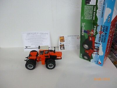 ALLIS CHALMERS 7580 2008 National Farm Toy Show NIB 1 64