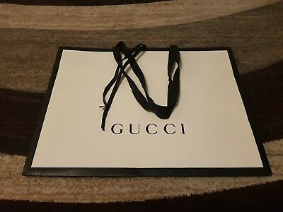 a666655ba27 GUCCI MEDIUM PAPER Gift Bag - EUR 23