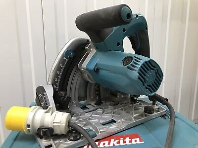 Makita Sp6000 110v Plunge Circular Saw